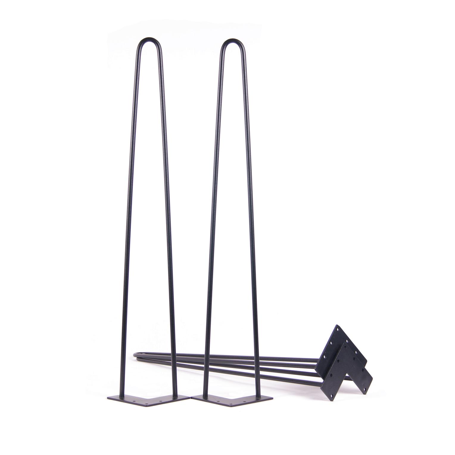 2 Rod Hairpin Legs Table legs